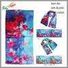 wholesale silk batik scarf