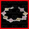 chinese silver charm bracelets for women