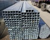 Hot dip galvanized square and rectangular tube