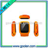 Built-in FM radio Mini clip design MP1511 car mp3 player sd mmc usb
