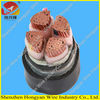100% New material Cu conductor XLPE insulated Steel tape armored PE sheathed power cable