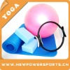 gym ball set,fitness set