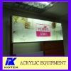 acrylic single LGP light box