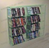 DVD rack - DVD shelving