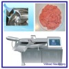 SUS304 Meat Cutting Machine Bowl Cutter