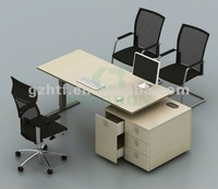 2012 Latest home office table for workstation furniture