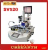 Semi-auto BGA Rework Station RW-SV520 ,infrared rework station RW SV520 , BGA repair system with screen