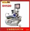 Semi-auto BGA Rework Station RW-SV520 ,infrared rework station RW SV520 , BGA repair system with screen