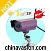 Outdoor IP Camera with microSD Recording (Night Vision, IR Cut-Off Filter, H.264 Compression)