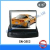 3.5 inch Car TFT LCD dashboard Monitor with rearview