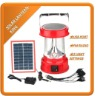 Super bright solar lantern with mobile charger,AC adapter&radio