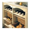 Red wine rack FKWR-06#
