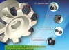 face milling cutter with machining cast iron parts of Auto industry