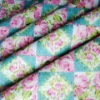 100% cotton check and floral printed fabric for shirts and dress