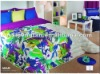 Floral/Ball Printing Quilted Comforter(Bedding Sets)