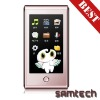 Elegant Brand name Touchscreen PMP mp4,mp5/3 inch/4G capacity/