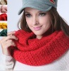 wholesale hot selling autumn&winter wool knit scarf