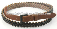 steel sutds alloy belts ,beaded belt for men YJ1200