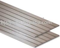 Siding plank