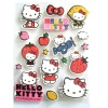 Hello kitty 3d handmade stickers
