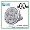 UL listed 6x2w super bright high power leds led par30 high power spot light