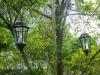 2.2W solar hanging lamp