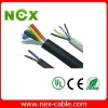 Copper conductor Mechanical Control cable
