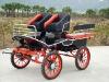 Coach horse wagon