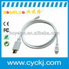 Micro USB to HDMI Male MHL Adapter cable
