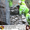 Gabion box factory gabion baskets according to asTM A641M-98. ASTM 975-97