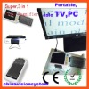 TV,PC and Portable 3.5inch Low Vision Video Magnifier