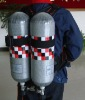 Fiber Cylinder Air Breathing Apparatus