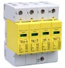 Surge protector High quality longlife spanfor the AC 50Hz/60Hz for the TT. TN-S . TN-C .and IT . ,CE approved