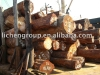 Solomon Islands and PNG Round Logs