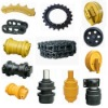 Bulldozer undercarriage parts