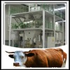 hengmu with capacity 1-50TPH cow feed production line