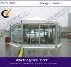 dia. 6meters hexagon pavilion tent