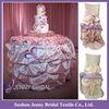 TC001A wedding decoration pink table cloth