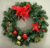Bauble Floral Wreath