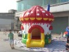 MINI Inflatable mushroom house for kids
