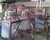 Small pasteurizer for milk