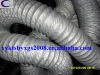 "6"" PVC flexible aluminum hose ducting"