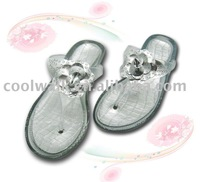 PVC jelly sandal