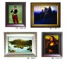 2011 Popular Export Modern Oil Painting Screen Printing