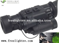 Generation2+ night vision with high quality monocular