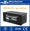 HD mixed matrix modulator