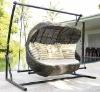 Modern Outdoor Rattan Furniture Patio Swing