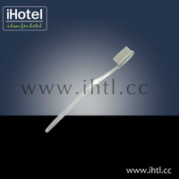 Hotel Use Transparent Toothbrush