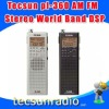 Tecsun PL360 AM FM Stereo World Band DSP Radio