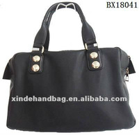Classcial style black fashion designer bags handbags for women guangzhou 2013